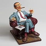 Guillermo Forchino Comic Art The Big Boss–fo85532
