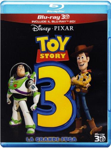 3 - La grande fuga(3D+2D) [3D Blu-ray] [IT Import]