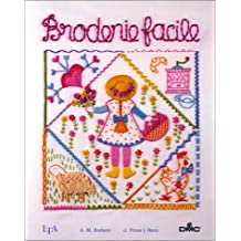 Broderie facile