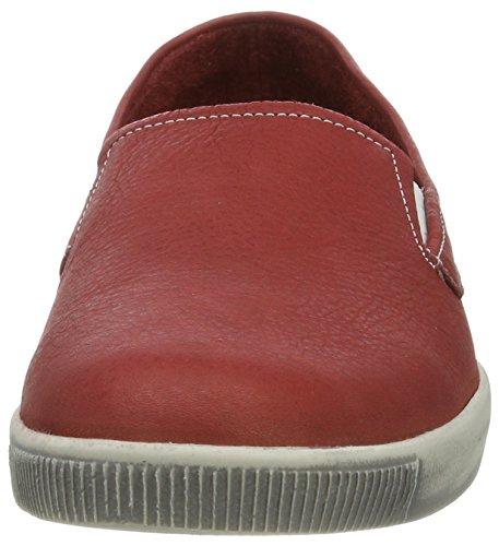 Softinos Herren Tad374sof Slipper Rot (Red)
