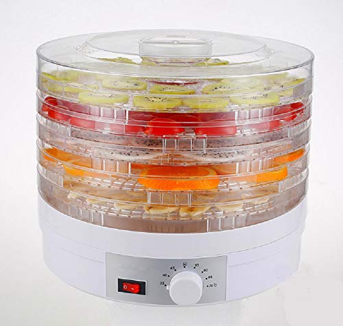 Param Food Dehydrator Fruit Vegetables Herb Snacks Dryer Meat Drying Fruit Dehydration 5 Trays Layers