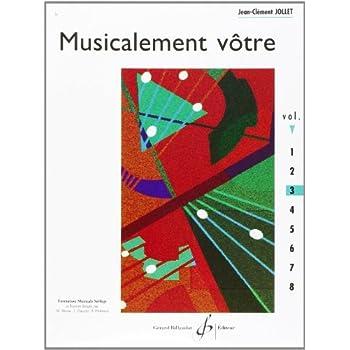 Musicalement Votre Volume 3