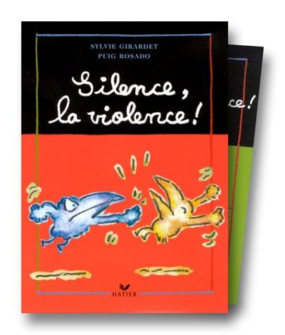 Silence, la violence !, coffret