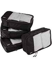 AmazonBasics Packing Cubes/Travel Pouch/Travel Organizer - Small