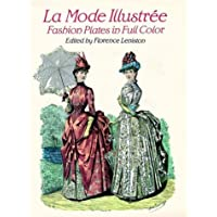 Elegant French Fashions of the Late Nineteenth