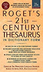 Roget's 21st Thesaurus 3rd Edition: In Dictionary Form