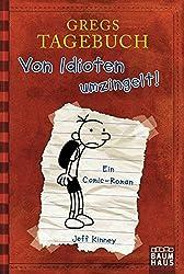 Baumhaus Verlag: Gregs Tagebuch - Von Idioten umzingelt!