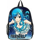 Bromeo Fairy Tail Patrón Mochila Bolsas Escolares Cartera Colegio Bolso #22