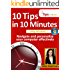 10 Tips in 10 Minutes using Windows 7 (Tips in Minutes using Windows 7 & Office 2010)