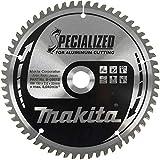 Makita B-09662-Scie à onglet spéciale en aluminium avec disque de 260x...