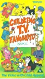 Picture Of Children's TV Favourites - NSPCC [VHS]