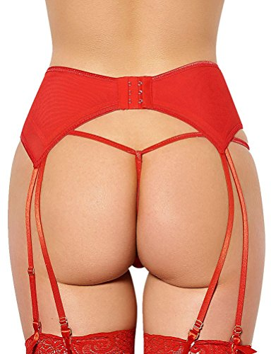 SEVEN STYLE -  Completo intimo  - Donna Red