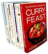 Slimming World 8 Cook Books Collection Set (Slimming World FastFood, Food with Family & Friends, four seasons cookbook, Food Optimising, world of flavours, 30 Minute meals, Free Foods, Curry Feasts)