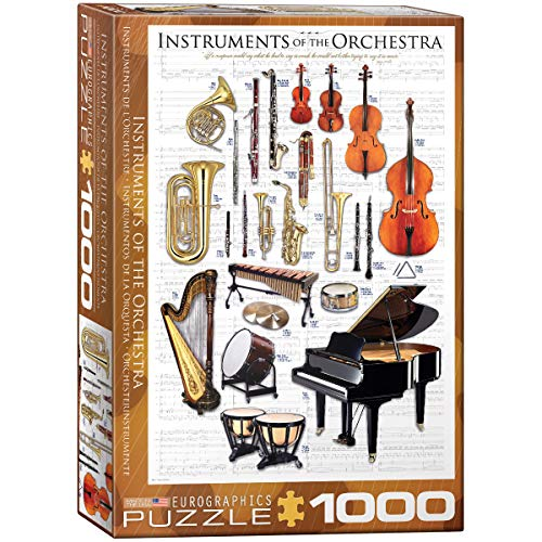 Eurographics Orchesterinstrument...