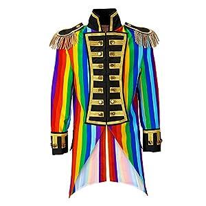 WIDMANN?Mujer FRAC Rainbow Parade Disfraz
