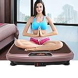 H&Y 3D Motor Vibrationsplatte - Oszillation und Vibration - Ultimate Fat Vibration Power Platten, Vibrationstrainer, Fitness Vibrationsmaschine, oszillierende Plattform, Ganzkörperschütteln - 8