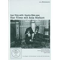 Four Films with Asta Nielsen - 2-DVD Set ( Die Suffragette / Das Liebes-ABC / Das Eskimobaby / Die Börsenkönigin ) ( The Suffragette / The A