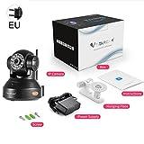 WLAN IP Kamera 1080p HD Überwachungskamera mit Nachtsicht Bewegungserkennung Zwei-Wege Audio Sicherheitskamera Home Indoor-Kamera für Haustier Baby Monitor Vstarcam C37S Wifi IP Kamera