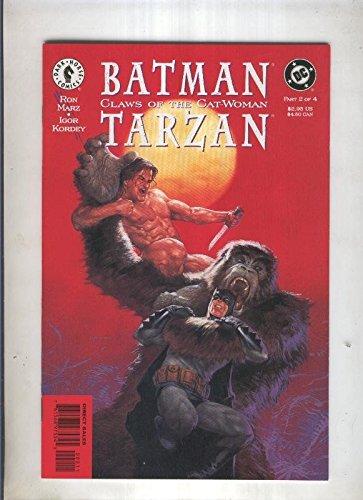 BATMAN CLAWS OF THE CAT WOMAN TARZAN: Numero 02