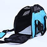 Treat Me Dog Travel Carrier Breathable Portable Easy to Clean 14