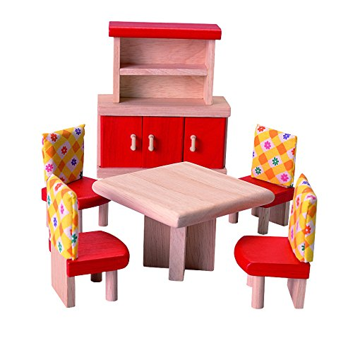 Plan Toys 39730610 - Esszimmer -