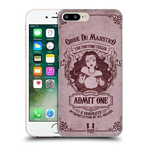 Head Case Designs Arcobaleno Tie Dye Cover Retro Rigida per Apple iPhone 7 / 8 Chiromante