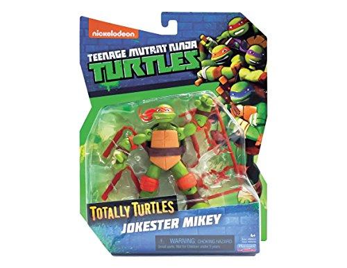 Teenage Mutant Ninja Turtles tuaa0401Völlig Turtles Brothers Jokester Mikey Fingerring Figur (Tmnt Michelangelo Action Figur)