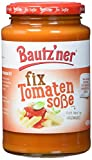 BAUTZ'NER Fix Tomatensoße, 6er Pack (6 x 400 ml) ...