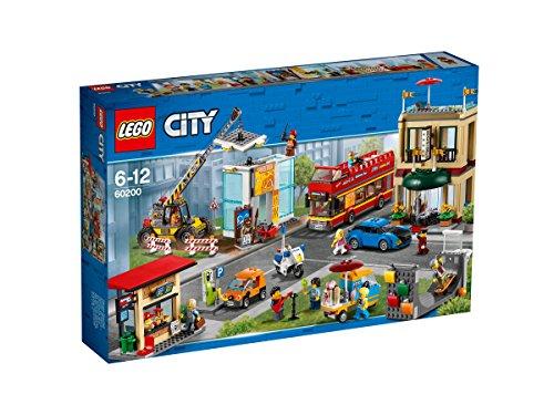 LEGOCity Hauptstadt (60200) Konstruktionsspielzeug (Lego Hotel)