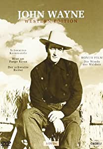 John Wayne - Western Edition II [3 DVDs]