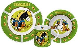 POS p:os - Juguete para bebé y Primera Infancia Yakari (67569)