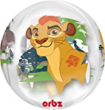 Amscan 3464901 Folienballon die Garde der Löwen