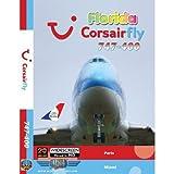 Just Planes Corsair Fly 747-400 DVD - Florida