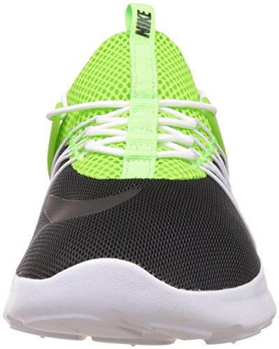 Nike Darwin Scarpe Sportive Uomo Nero negro black White-electric Green