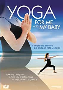 Yoga For Me And My Baby [DVD]