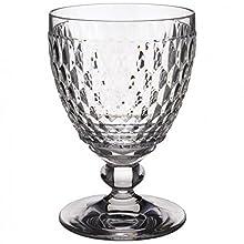Villeroy & Boch Boston Water Glass, 400 ml, Crystal Glass, Transparent