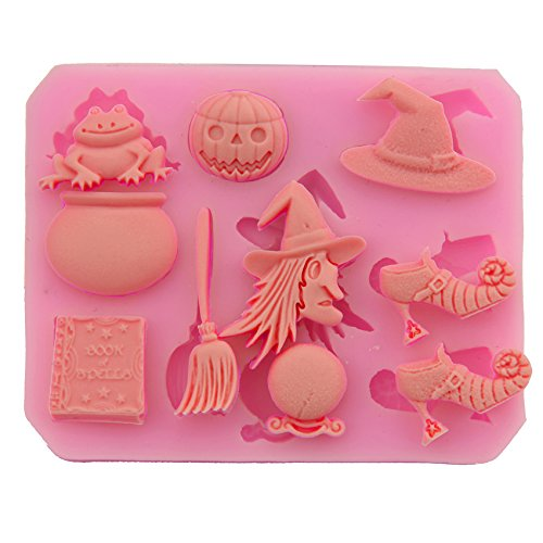 Fondant Silikon Form Kuchen dekorieren Tools Bakeware Kochen Tools Küche Zubehör ()
