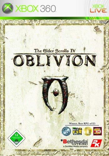2K Games The Elder Scrolls IV: Oblivion