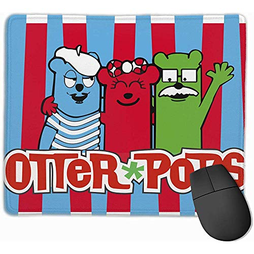 Otter Pops Frozen Treat es más cómodo operar Alfombrillas