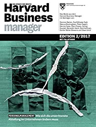 Harvard Business Manager Edition 2/2017: Personalmanagement