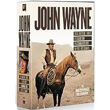 John Wayne - Coffret 4 DVD