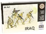 MasterBox MB3575 - 1/35 US Soldaten im Iraq