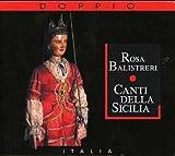 Songtexte von Rosa Balistreri - Canti della Sicilia