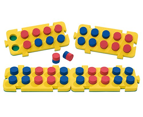Zehner-Stöpselplatten - Mathematik Rechnen Lernen Zahlen Schule Kinder Schüler Unterricht Lehrmittel trainieren üben Übungen Rechenaufgaben Mathematikaufgaben
