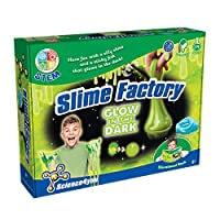 Science4you-Fábrica de Slime, Brilla en la Oscuridad