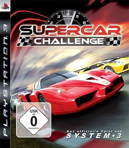 Supercar Challenge (PS3) (Mario Bros Ps3)