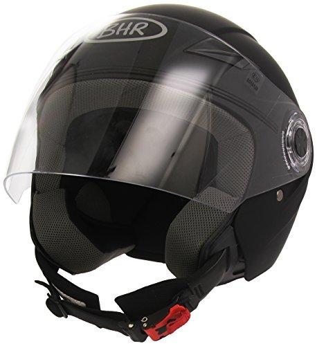 bhr-49859-casco-demi-jet-nero-opaco-taglia-m