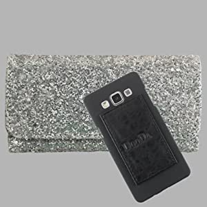 DooDa PU Leather Wallet Flip Case Cover With Card & ID Slots For Samsung Galaxy Note 2