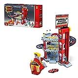 Bburago 18-56096 - Garage Ferrari Downhill Racing Garage