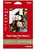 Canon PP-201 PHOTO PAPER PLUS II GLOSSY 13X18 (20 Sheets)